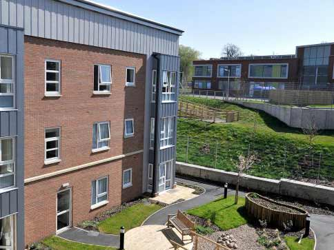 Falcon Court, Kingswood
