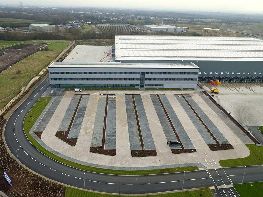 Bolton Regional Distribution Centre