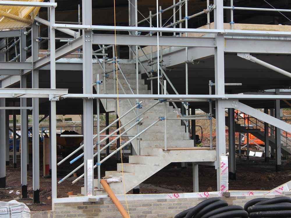 Construction Skills Centre, Radstock