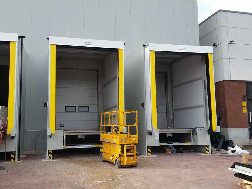 Neston Temperature Controlled Warehouse