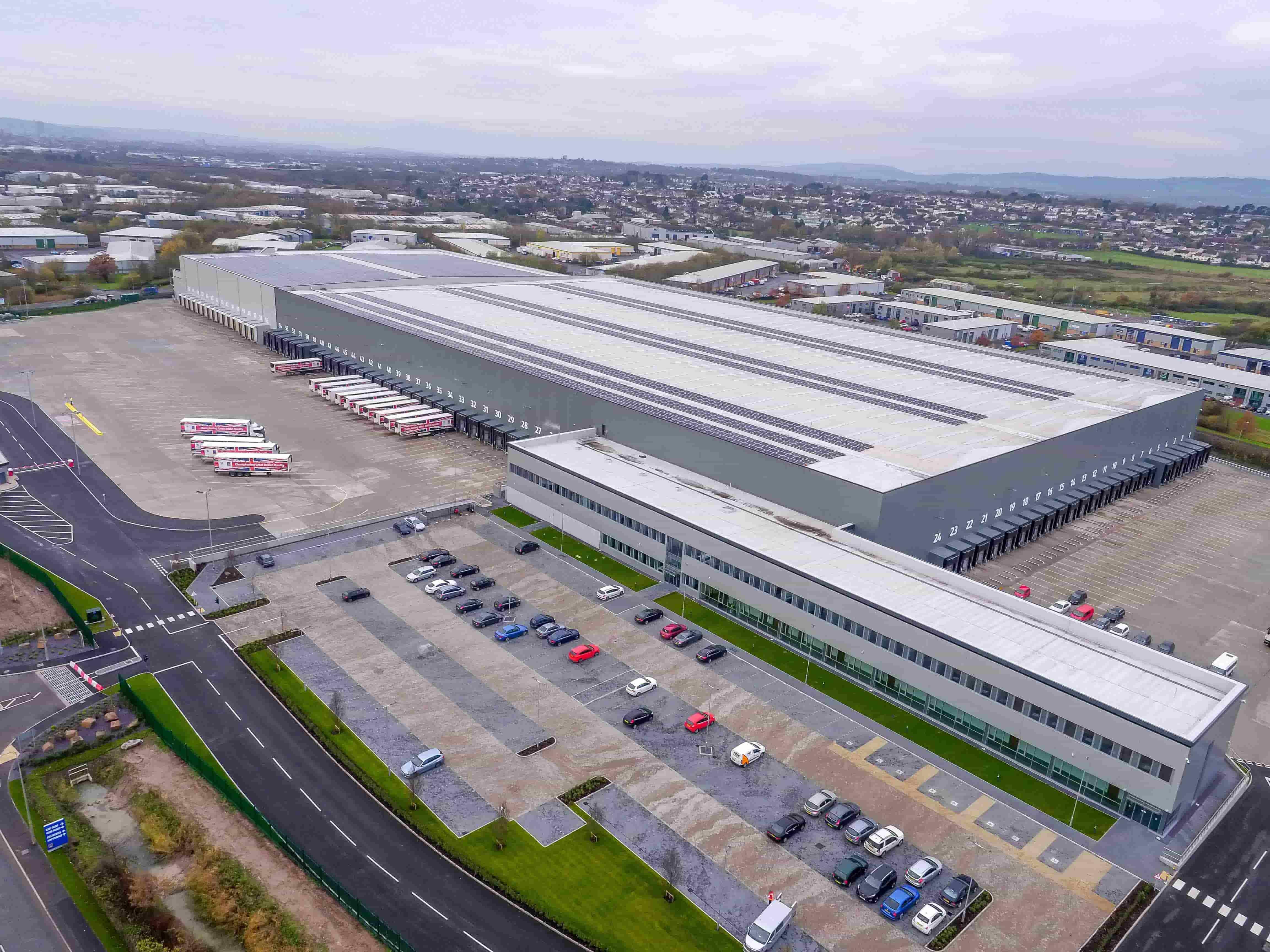Cardiff Regional Distribution Centre
