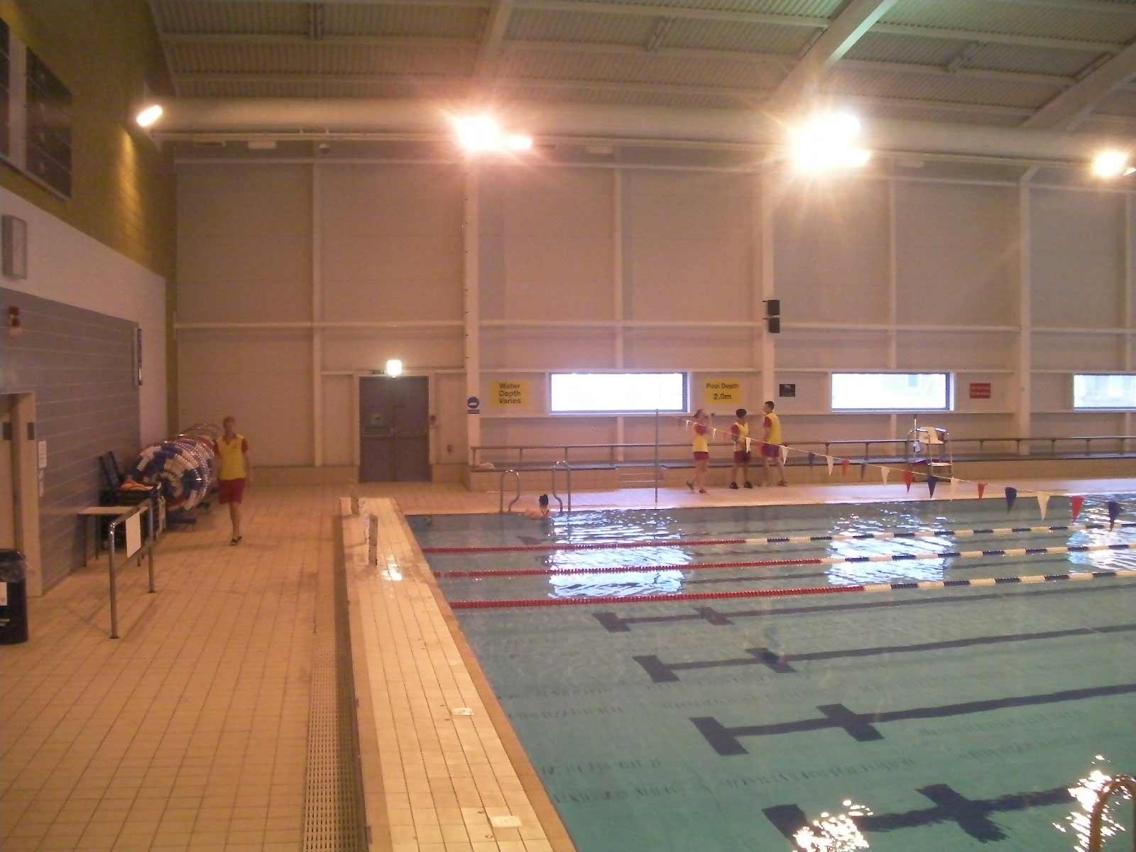 Aldershot Olympic Pool