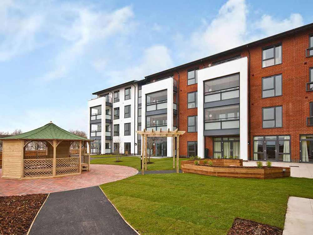 Shotover Extracare, Oxford