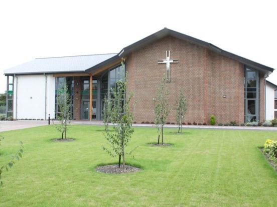 St Andrews Church, Crawley
