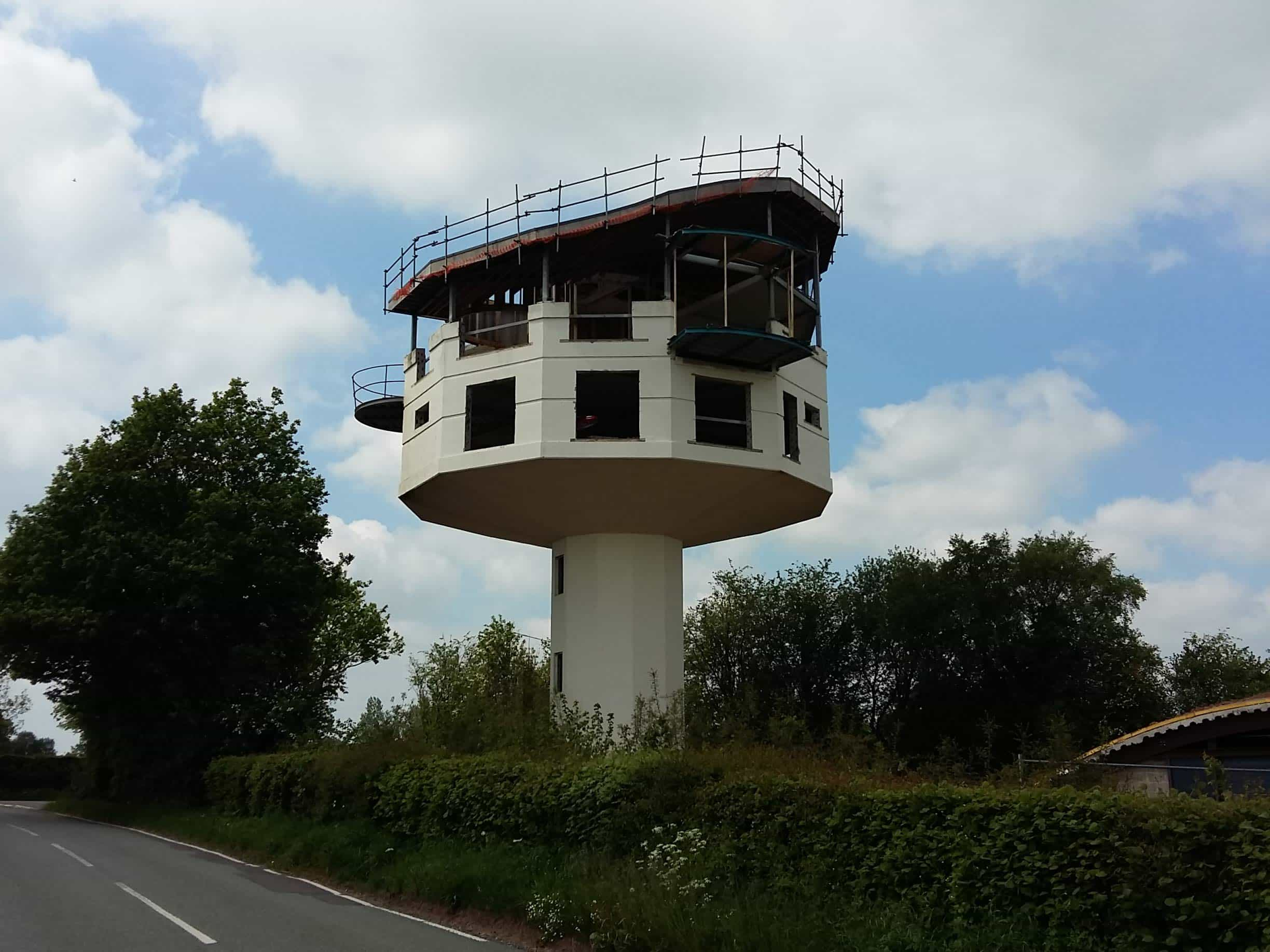 Vince's Water Tower