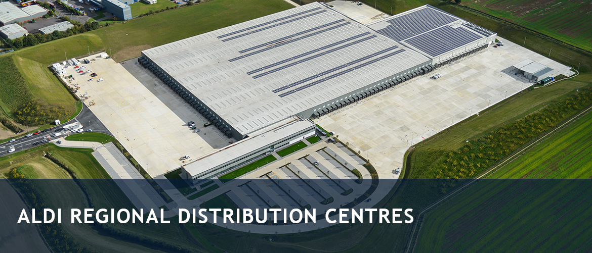 Aldi Regional Distribution Centre