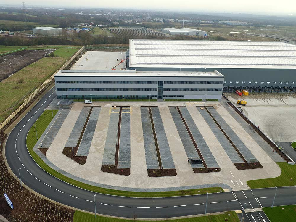 Bolton Regional Distribution Centre