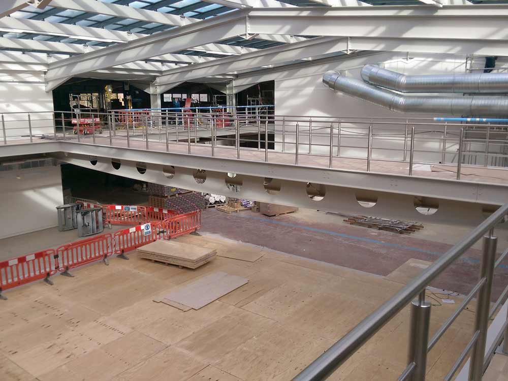D3 and D4 Mezzanine