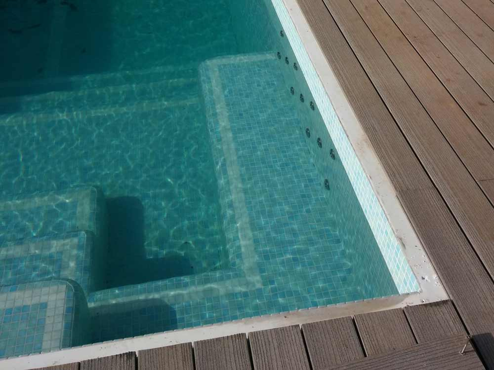 GRP Pool Shell Failure