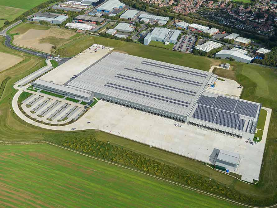 Goldthorpe Regional Distribution Centre
