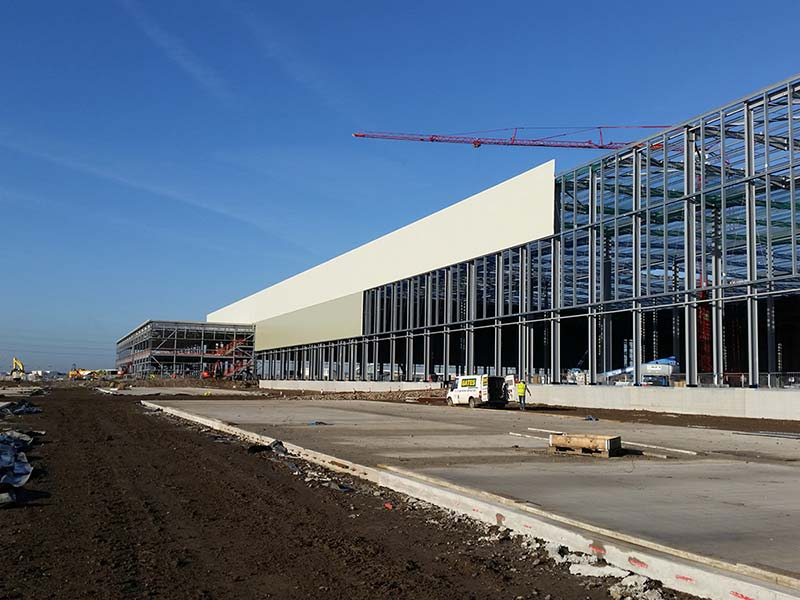 Isle of Sheppey, Regional Distribution Centre
