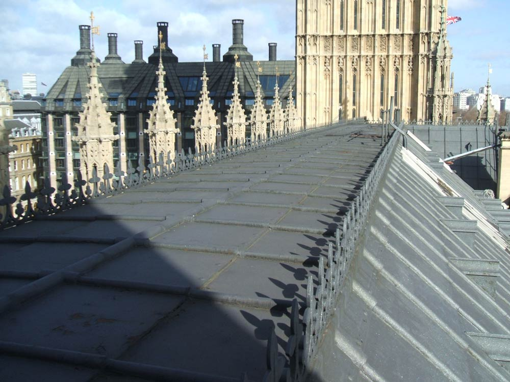 Palace of Westminster Roof Refurbishment