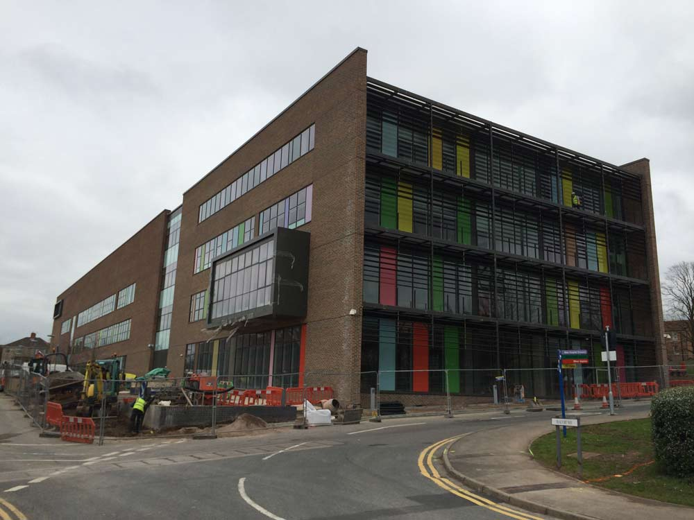 Southmead Learning and Research Facility