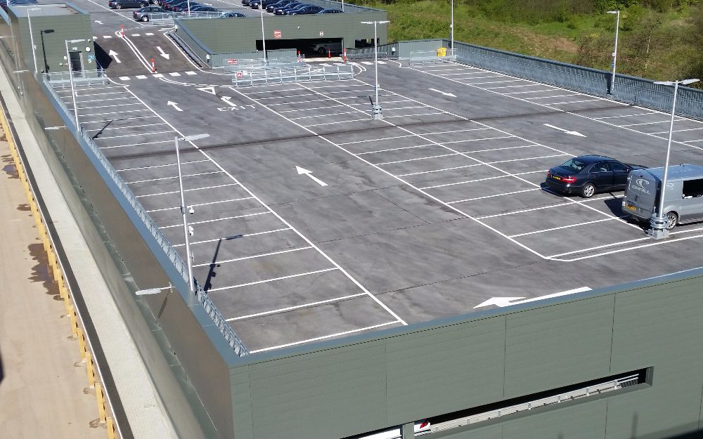 Craddys Have Successfully Delivered A Number Of Multi Storey Car Park Schemes For Private Clients Ranging From 200 Spaces Over Two Levels To 600